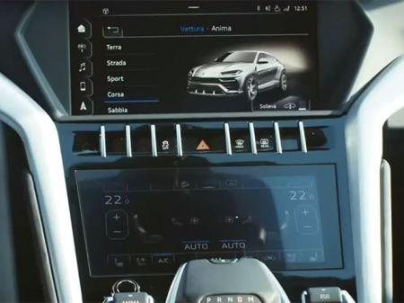 Wujud Lamborghini Urus Terungkap lewat Teaser