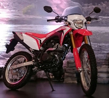 CRF150L Indonesia