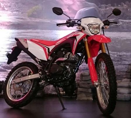 CRF150L Indonesia