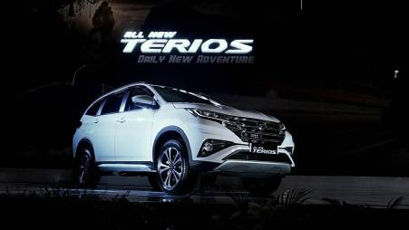 Launching All New Daihatsu Terios