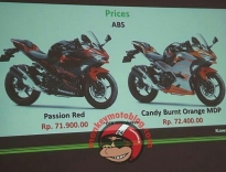 Launching New Ninja 250 (3)