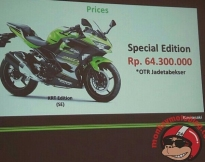 Launching New Ninja 250 (4)