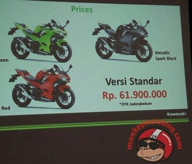 Launching New Ninja 250 (5)