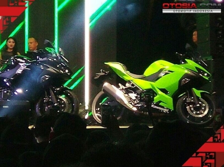 Launching New Ninja 250