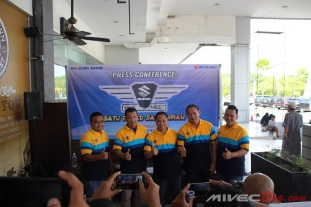 Press Conference bersama Pak Yohan Yahya