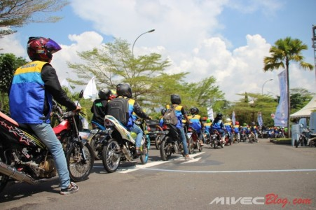 City Touring Suzuki BIke Meet Batam