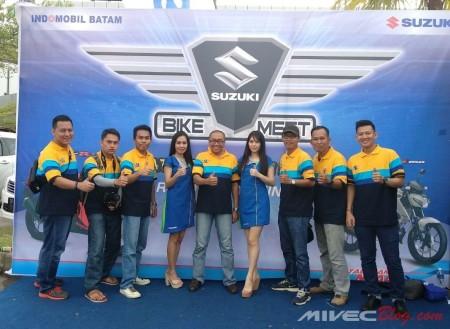 Keprimotoblog dan Suzuki Batam