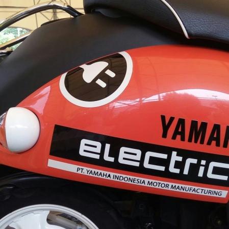 Yamaha Electric