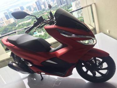 Honda PCX Indonesia (1)