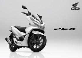 Honda PCX Indonesia (3)