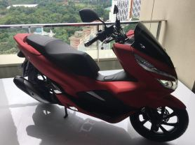 All New Honda PCX 150 Indonesia