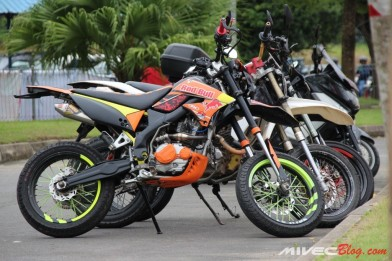 Launching Honda CFR150L Batam (107)