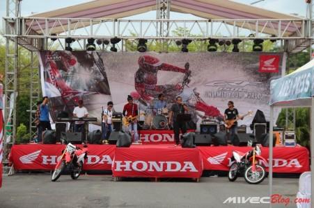 Launching Honda CFR150L Batam