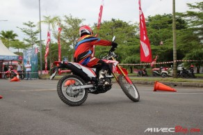 Launching Honda CFR150L Batam (2)