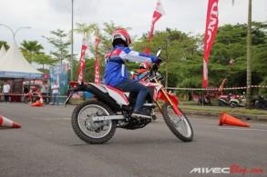 Launching Honda CFR150L Batam (3)