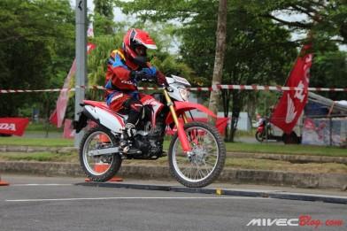 Launching Honda CFR150L Batam (4)