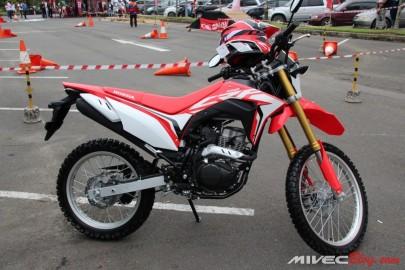 Launching Honda CFR150L Batam (96)