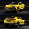 Launching Lamborghini Urus (1)