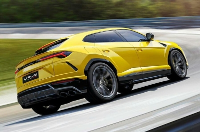 Launching Lamborghini Urus (10)