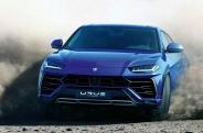 Launching Lamborghini Urus (11)