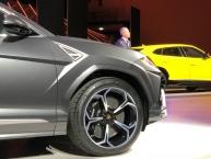 Launching Lamborghini Urus (14)