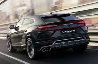 Launching Lamborghini Urus (7)