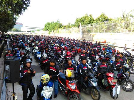 Touring Suzuki Bersatu