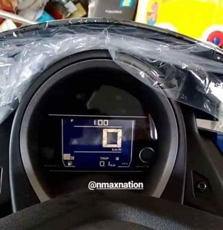 Speedometer kotak Yamaha NMax 2018
