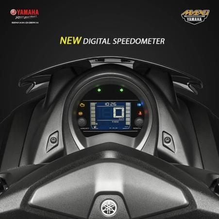 Yamaha NMax Facelift Model 2018 (5)