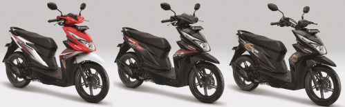 All New Honda Beat eSP & Beat Street