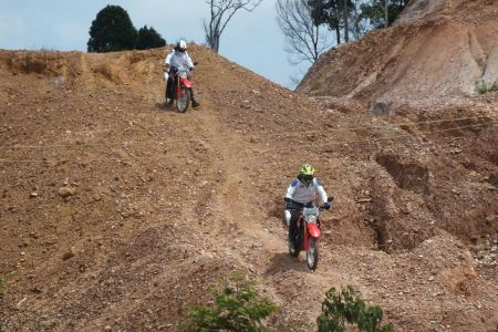 Adventure Touring CRF150L (2)