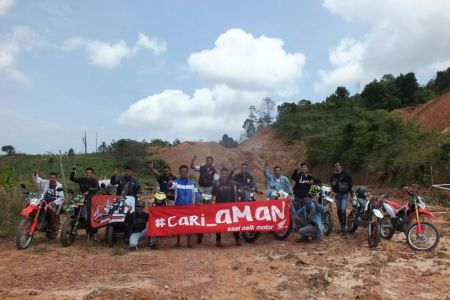 Bikers Camp & Adventure Touring CRF150L