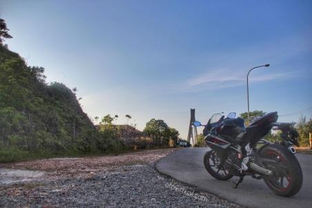 CBR250RR & Jembatan Barelang