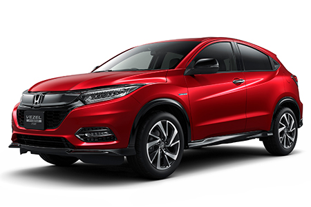 Honda HR-V Facelift