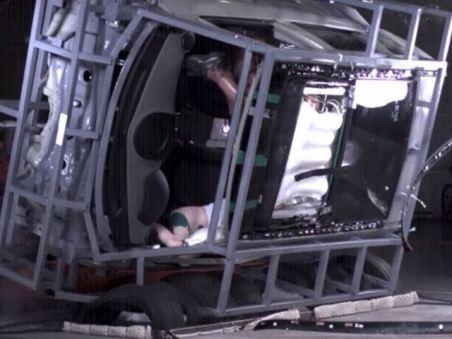 Panoramic Roof Airbag Hyundai