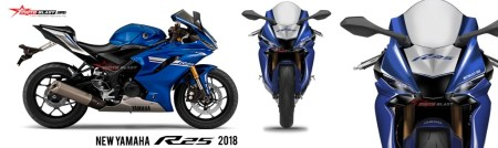 Render ALl New R25 dari Kang Joe