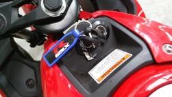 Suzuki GSX-R150 Shuttered Key System (3)