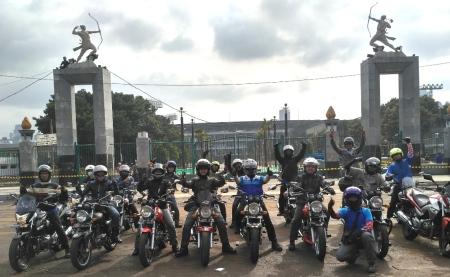 Suzuki Super Star, Sunmori ala Bikers Suzuki
