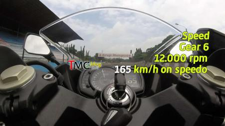 Top Speed New Ninja 250