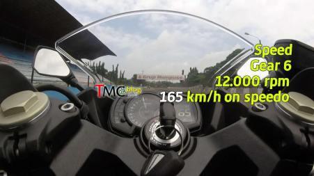 Top Speed New Ninja 250