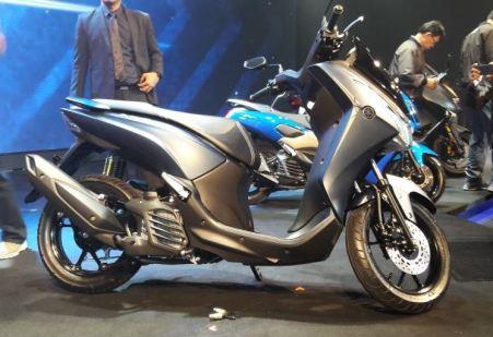 Yamaha Lexi 125