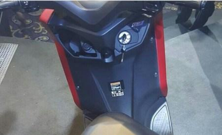 Yamaha Lexi 125 Non Keyless