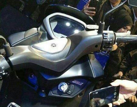 Smartkey di Yamaha Lexi 125