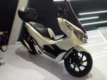 All New Honda PCX 150 b