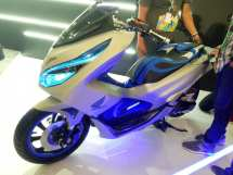 All New Honda PCX 150 e