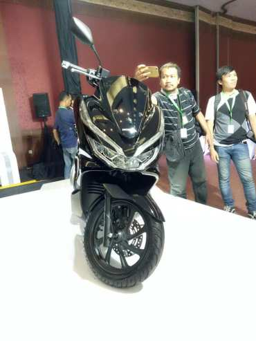 All New Honda PCX 150 f