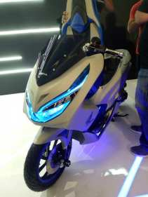 All New Honda PCX 150 h