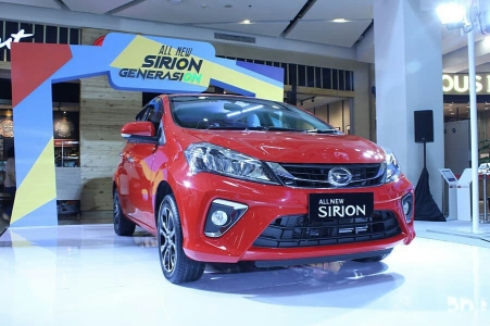 Launching New Daihatsu Sirion (1)