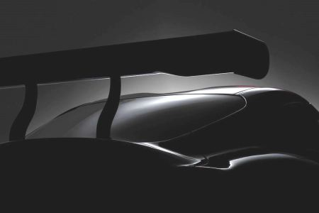 Teaser Toyota Supra 2018