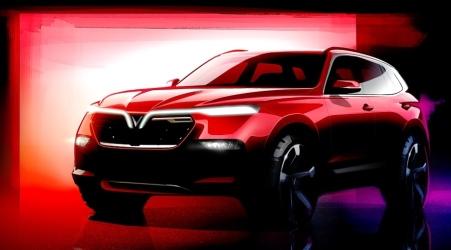 Desain VinFast SUV